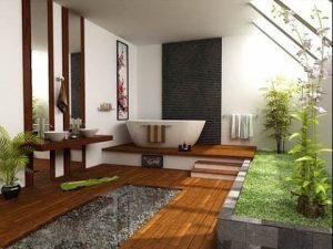 Cách chọn màu sắc để đem lại nguồn năng lượng mới cho phòng tắm
