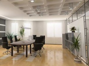 Bố trí văn phòng hợp phong thủy giúp tăng vượng khí