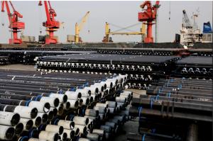 Lượng tiêu thụ thép trên thế giới sẽ sụt giảm trong 2 năm tới