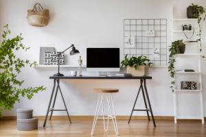 Cách đơn giản để biết phong thủy phòng làm việc tại nhà có tốt không?