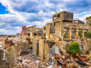 Nổi tiếng và đắt đỏ, 12 kiến trúc này vẫn bị bỏ hoang suốt nhiều năm qua