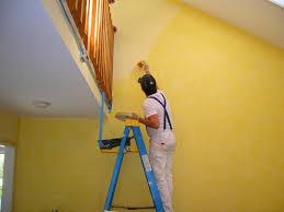 Dịch vụ thi công sơn nhà trọn gói