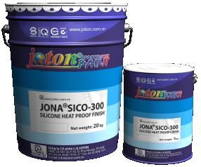 Một số loại sơn chịu nhiệt của hãng Joton