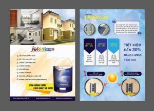 Đặc tính nổi bật của sơn chống thấm cách nhiệt hệ nước JOTON THERMOLUX
