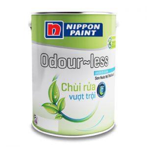 Các loại sơn nội thất Nippon dễ lau chùi