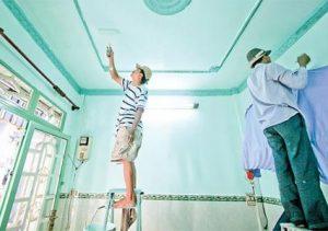 Dịch vụ sơn nhà giá rẻ bất ngờ!