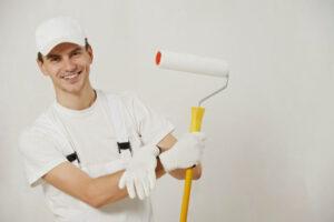 Dịch vụ sơn lại, sửa chữa văn phòng trọn gói